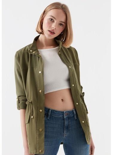 Mavi Ceket Yeşil